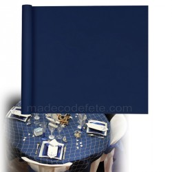 Nappe intissée 25 m bleu