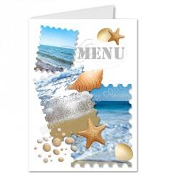 Menu timbres mer
