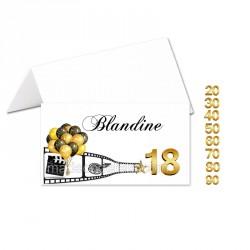 Marque-place anniversaire cinéma (x24)