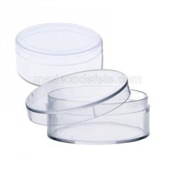 Boîte plexi ronde à dragées