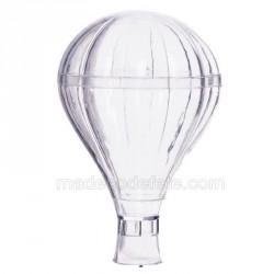 Ballon montgolfière à dragées