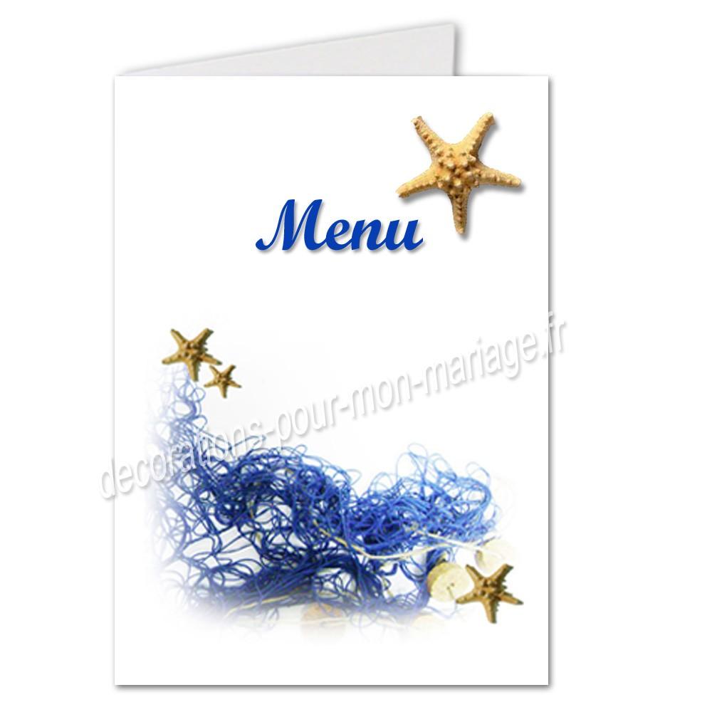 Filet De Peche Déco Pas Cher menu filet de pêche