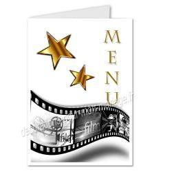 menu mariage cinéma star