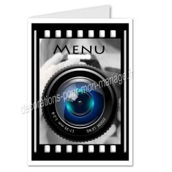 menu photographie