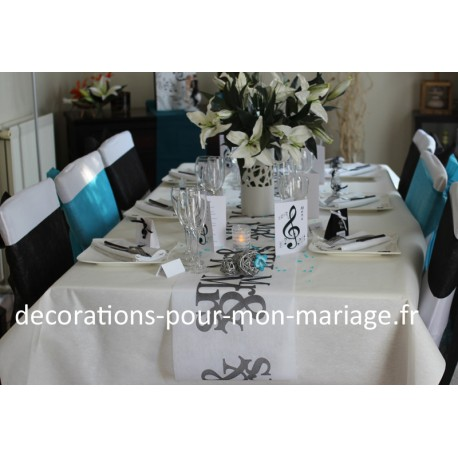 decoration mariage mr and mrs