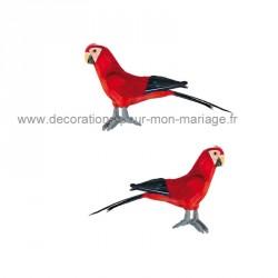 Perroquet 28 cm