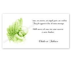 Remerciement ange vet