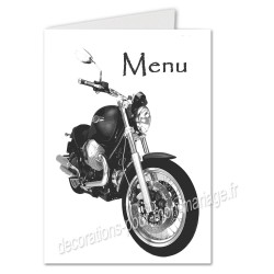 menu thème moto