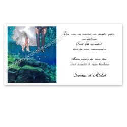 remerciement plongée sous marine
