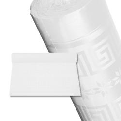 Nappe papier 25m blanc