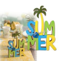 Centre déco summer