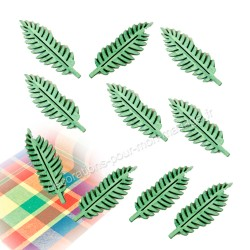 10 confettis palmier