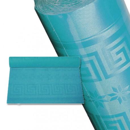 Nappe papier 25m turquoise