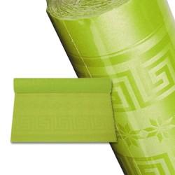 Nappe papier 25 m vert kiwi