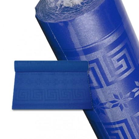 Nappe papier 25 m bleu marine