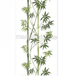 Chemin de table bambou