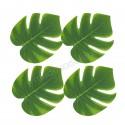 Feuilles tropicales 21 cm x 4