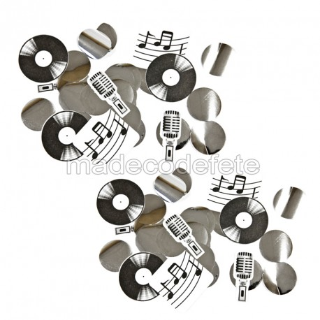 Confettis musique