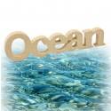 Déco de table océan