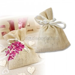 Sachet dragées pastel naturel x4