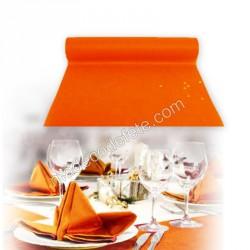 Nappe intissée 25m orange