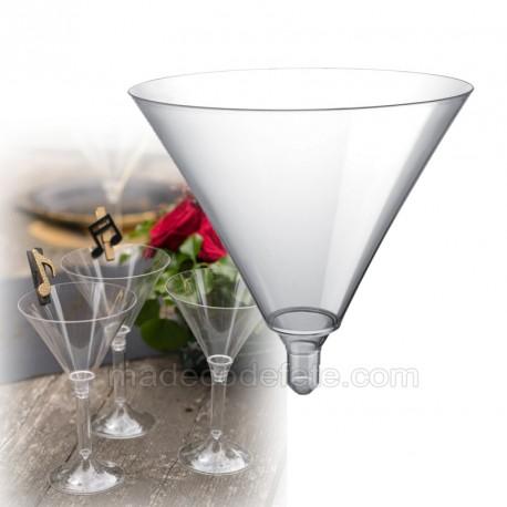Coupe à cocktail