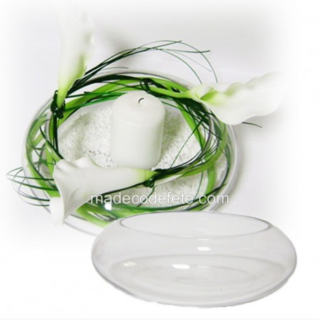 Coupe en verre 15 cm