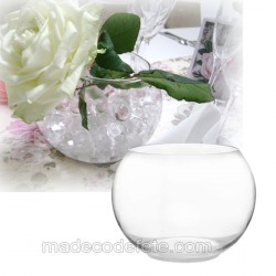 Boule verre 13 cm