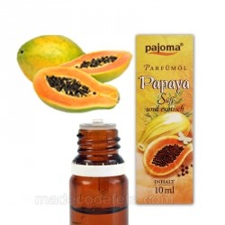 Huile parfumée papaye