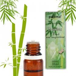 Huile parfumée bambou