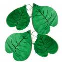 10 feuilles deliciosa bois