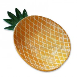 Plat ananas tropical