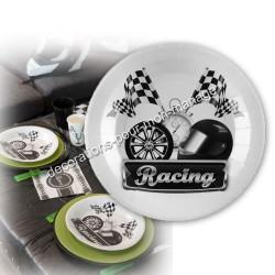 10 Assiettes racing