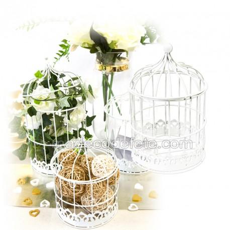 Cage oiseau modèle S