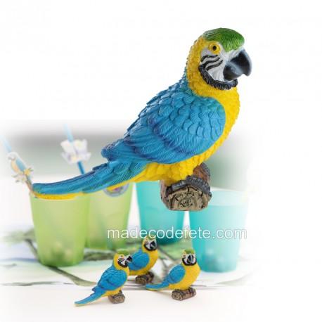 perroquet décoratif pas cher