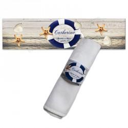 Porte serviette mer bouée