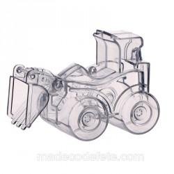 Tracteur à dragées