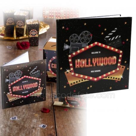 Livre d'or Hollywood