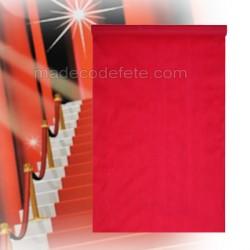 Tapis de sol rouge 15 m