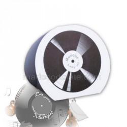 Ballotin dragées disque