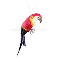 Perroquet déco 37 cm