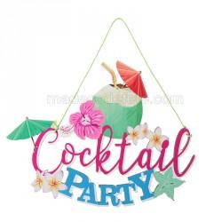 Pancarte cocktail
