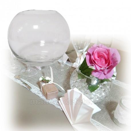 Boule verre 10 cm