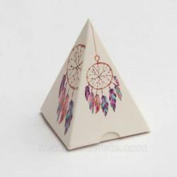 Pyramide à dragées attrape rêves