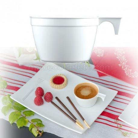 50 tasses thé et café