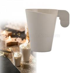 12 tasses café ou cappuccino