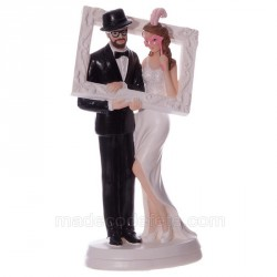 Figurine mariés juifs