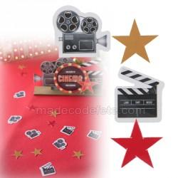 confettis hollywood x50