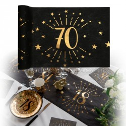 Parchemin anniversaire 70 ans