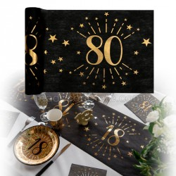 Parchemin anniversaire 80 ans